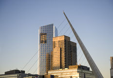 Puerto madero neighborhood, Buenos Stock Photography