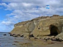 Puerto Madryn, Argentina royaltyfria foton
