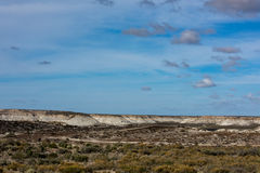 Puerto-madryn Patagoniakleinstadt Stockbilder