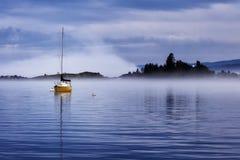 Puerto majestuoso Imagen de archivo libre de regalías