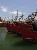 Puerto Mardelplata. Fishing Trawler, Mardelplata, Argentina Stock Images