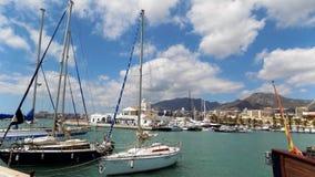Puerto Marina, Hiszpania Zdjęcie Royalty Free