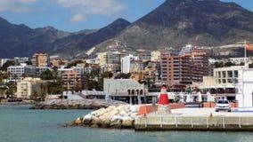 Puerto Marina, Hiszpania Zdjęcie Stock