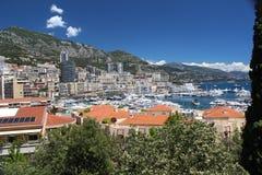 Puerto mediterráneo Imagen de archivo libre de regalías
