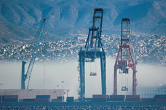 Puerto mexicano de Ensenada Imagenes de archivo