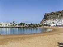 Puerto mogan in Canary Islands Royalty Free Stock Photo