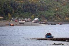 Puerto Montt Στοκ εικόνα με δικαίωμα ελεύθερης χρήσης