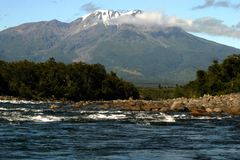 Puerto Montt, Chile Zdjęcie Stock