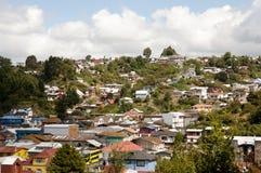 Puerto Montt - Chile fotos de archivo libres de regalías