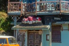 Puerto Montt-Stange lizenzfreie stockbilder