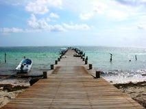 Puerto Morelos, Quintana Roo, Messico, 03 Fotografie Stock Libere da Diritti