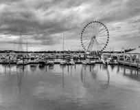 Puerto nacional fotografía de archivo libre de regalías