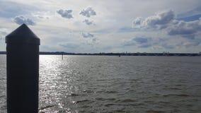 Puerto nacional en la colina de Oxon, Md Foto de archivo libre de regalías
