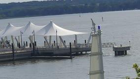 Puerto nacional en la colina de Oxon, Md Fotos de archivo libres de regalías