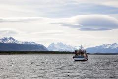 Puerto Natales obraz stock