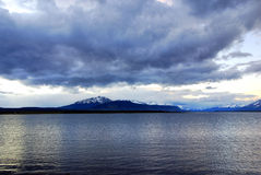 Puerto Natales Royalty Free Stock Image