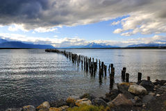 Puerto Natales Stock Photography