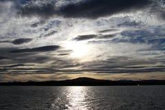 Puerto Natales, Patagonia Royalty Free Stock Image
