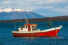 Puerto Natales, Patagonia, Chile Royalty Free Stock Photo