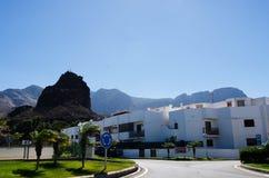 Puerto Nievo, Gran Canaria royalty free stock image