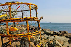 Puerto Orford Fotos de archivo
