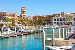 Puerto Paraiso Mall, Cabo San Lucas, Mexico Royalty Free Stock Photo