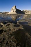 Puerto Piramides, Schiereiland Valdes, Argentinië Royalty-vrije Stock Afbeeldingen