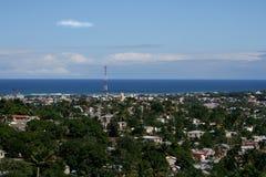 Puerto Platon en république dominicaine photographie stock libre de droits