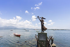 Puerto Princesa, Filipinas Imagem de Stock Royalty Free