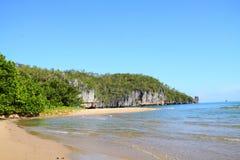 Puerto Princesa underjordisk flodnationalpark royaltyfri fotografi