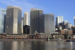 Puerto querido Australia Fotos de archivo libres de regalías