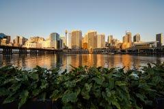 Puerto querido en Sydney Fotografía de archivo libre de regalías