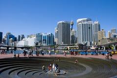 Puerto querido Sydney Australia foto de archivo libre de regalías