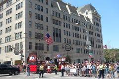 2014 Puerto Ricaanse Dagparade Stock Afbeelding