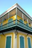 Puerto Rican Building Royalty Free Stock Photo