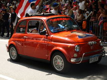 Puerto Rican day parade Stock Image