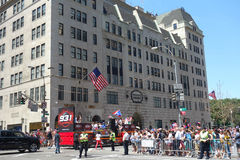 2014 Puerto Rican Day Parade Stock Image