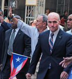 Puerto Rican Day Parade Royalty Free Stock Photography