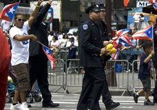 Puerto Rican Day Parade; NYC 2012 Royalty Free Stock Photography