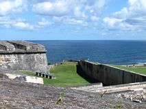 Puerto Rico - ön Borinquén royaltyfri foto