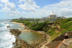 Puerto Rico Capitol, San Juan, Porto Rico fotografia stock