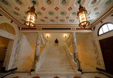 Puerto Rico Capitol, San Juan, Porto Rico Fotografia Stock Libera da Diritti