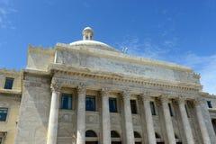 Puerto Rico Capitol, San Juan, Puerto Rico Royalty Free Stock Photo