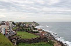 Puerto Rico Coast Stock Photography