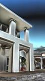 Puerto Rico El Conquistadore. Resort Royalty Free Stock Photo