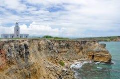 Puerto Rico för morillos för uddfyrlos rojo Arkivfoton