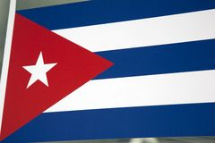 Puerto Rico Flag Stock Image