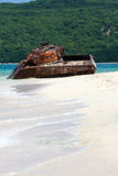 Puerto Rico Flamenco Beach Tank royalty free stock photography