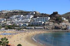 Puerto Rico, Gran Canaria royalty-vrije stock afbeelding