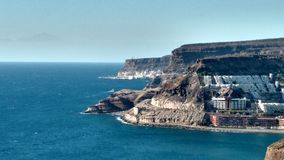 Puerto Rico, Gran Canaria Fotos de archivo